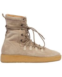 Represent   Dusk Suede Boot   Lyst