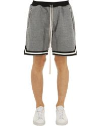 Fear Of God - Shorts Basket In French Terry - Lyst