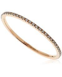 EF Collection - Diamond Eternity Band Ring - Lyst