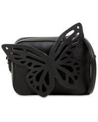 Sophia Webster - Flossy Butterfly Leather Camera Bag - Lyst