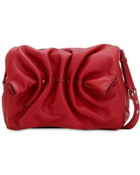 Valentino - Bloomy Leather Bag - Lyst