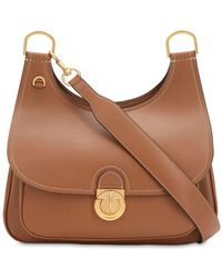 Tory Burch - James Smooth Leather Shoulder Bag - Lyst