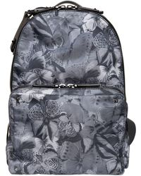Valentino | Butterfly Printed Nylon Backpack | Lyst