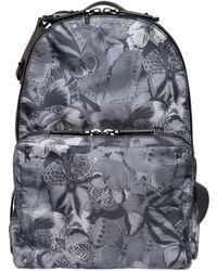 Valentino - -mochila De Nylon Estampada - Lyst