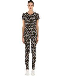 Moschino - Underbear Jersey Pajama Top & Pants - Lyst