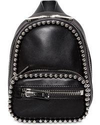Alexander Wang - Attica Studs Soft Leather Mini Backpack - Lyst