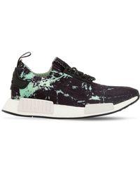 "adidas Originals - Sneakers Aus Primeknit ""nmd R1"" - Lyst"