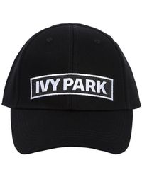 Ivy Park - Lace-up Baseball Hat - Lyst