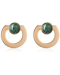 Vita Fede - Moneta Open Stone Earrings - Lyst