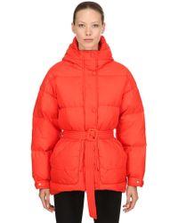 Ienki Ienki - Oversized Michelin Down Jacket - Lyst