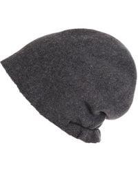 Scha - Taiga Long Wool Beanie Hat - Lyst