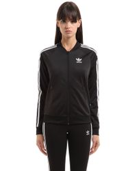 adidas Originals - Sst Zip-up Track Jacket - Lyst