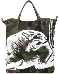 Valentino - Panther Tote Bag - Lyst