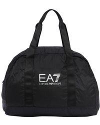 EA7 - Train Packable Gym Duffle Bag - Lyst