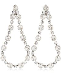 Ca&Lou - Victoria Drop Clip-on Earrings - Lyst