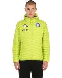 Kappa - Fisi Italian Ski Team Primaloft Jacket - Lyst