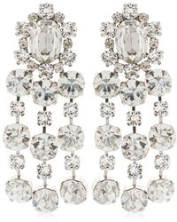 Ca&Lou - Victoria Clip-on Earrings - Lyst