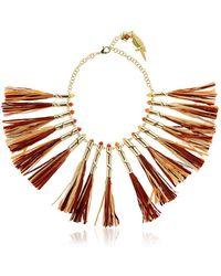 Rosantica - Aloha Tassel Necklace - Lyst