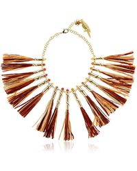 Rosantica | Aloha Tassel Necklace | Lyst