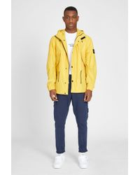 Stone Island - 41322 Micro Reps Hooded Jacket - Lyst