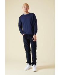 President's - Wool & Cashmere Crew Sweater - Lyst
