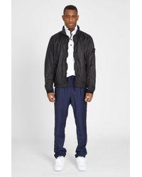 Stone Island - 43411 Lucid Garment Dye Jersey Lined Jacket - Lyst