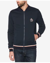 Original Penguin - Logo Track Jacket, Created For Macy's - Lyst