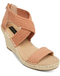 Steven by Steve Madden - Excited Wedge Sandals - Lyst