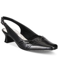 Easy Street - Stunning Slingback Court Shoes - Lyst