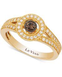 Le Vian - Diamond Ring (3/8 Ct. T.w.) In 14k Gold - Lyst