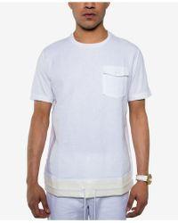 Sean John - Hybrid Pocket T-shirt, Created For Macy's - Lyst