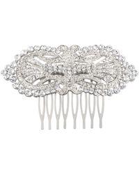 Nina - Vintage Style Haircomb - Lyst