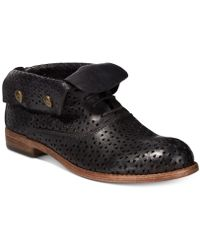 Patricia Nash - Sabrina (dark Khaki Hand Stained Leather) Women's Shoes - Lyst
