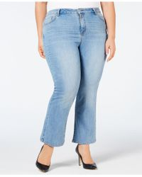 Style & Co. - Plus Size Ankle Boot-cut Jeans, Created For Macy's - Lyst