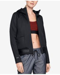 Under Armour - Temperature-control Zip Jacket - Lyst