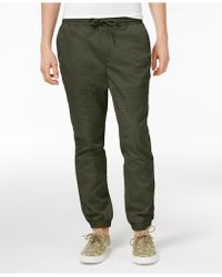 American Rag - Moto Joggers, Created For Macy's - Lyst
