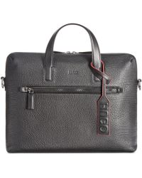 BOSS - Victorian Single Document Case - Lyst