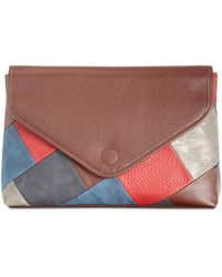 Style & Co. - Janis Patchwork Small Clutch - Lyst