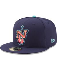 KTZ - Nashville Sounds Ac 59fifty Fitted Cap - Lyst