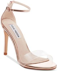 Steve Madden   Stecy Two-piece Sandals   Lyst