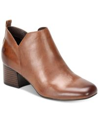 Born - Aneto Booties - Lyst