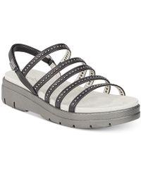 Jambu - Elegance Platform Sandals - Lyst