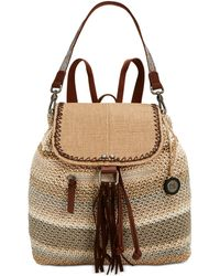 The Sak - Avalon Convertible Crochet Backpack, Created For Macy's - Lyst