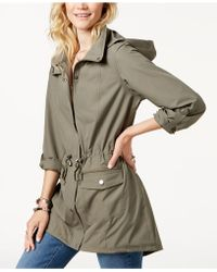 Style & Co. - Hooded Anorak Jacket, Created For Macy's - Lyst