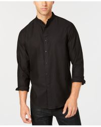 INC International Concepts - Pindot Shirt, Created For Macy's - Lyst