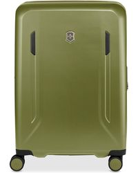 """Victorinox - Closeout! Vx Avenue 25"""" Medium Hardside Spinner Suitcase In Olive - Lyst"""