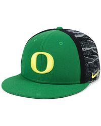 Nike - Oregon Ducks Dna True Snapback Cap - Lyst