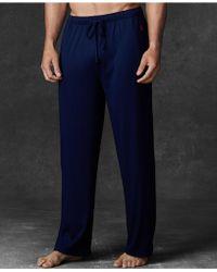 Polo Ralph Lauren - Men's Supreme Comfort Knit Pajama Pants - Lyst
