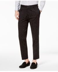 INC International Concepts - Slim-fit Leopard Pants, Created For Macy's - Lyst