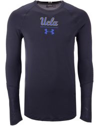 Under Armour - Ucla Bruins Long Sleeve Raid Training T-shirt - Lyst